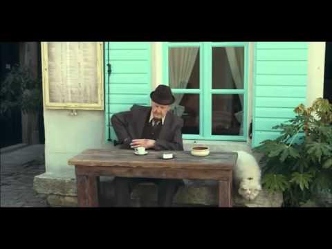 トルコの感動する老紳士と犬のCM